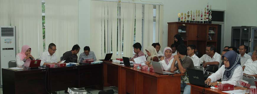 Pembahasan ROP dan RKNP, Kegiatan Awal BPK Banjarbaru di Tahun 2016