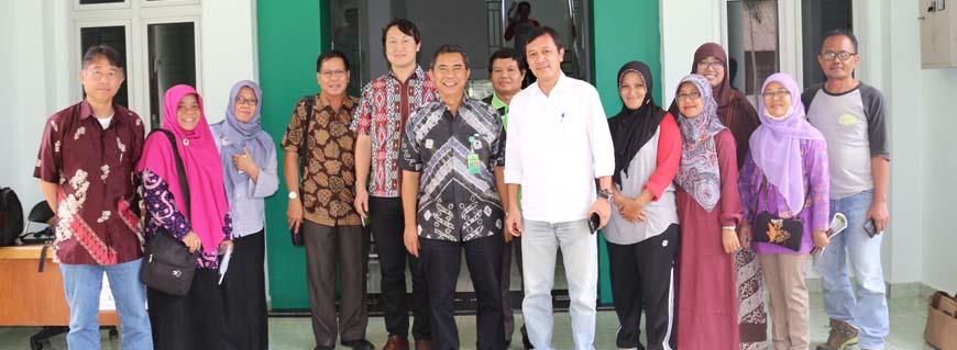 PT Shabondaman Soap Jepang Kunjungi KHDTK Tumbang Nusa, jajaki kerja sama Pemadaman  Kebakaran di Lahan Gambut