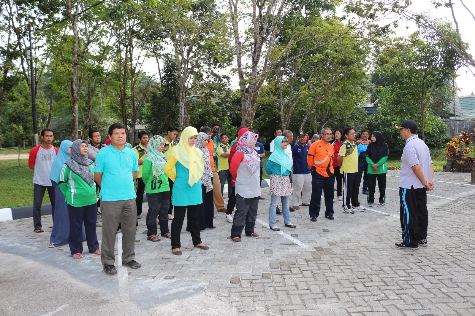 Hari Hutan Internasional, BP2LHK Banjarbaru wajibkan 1 pegawai tanam 5 pohon