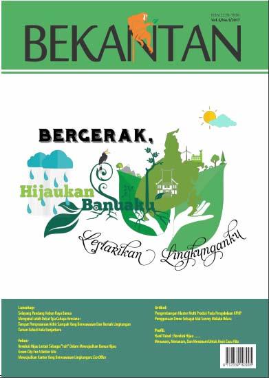 Bekantan Vol. 5/No. 1/2017