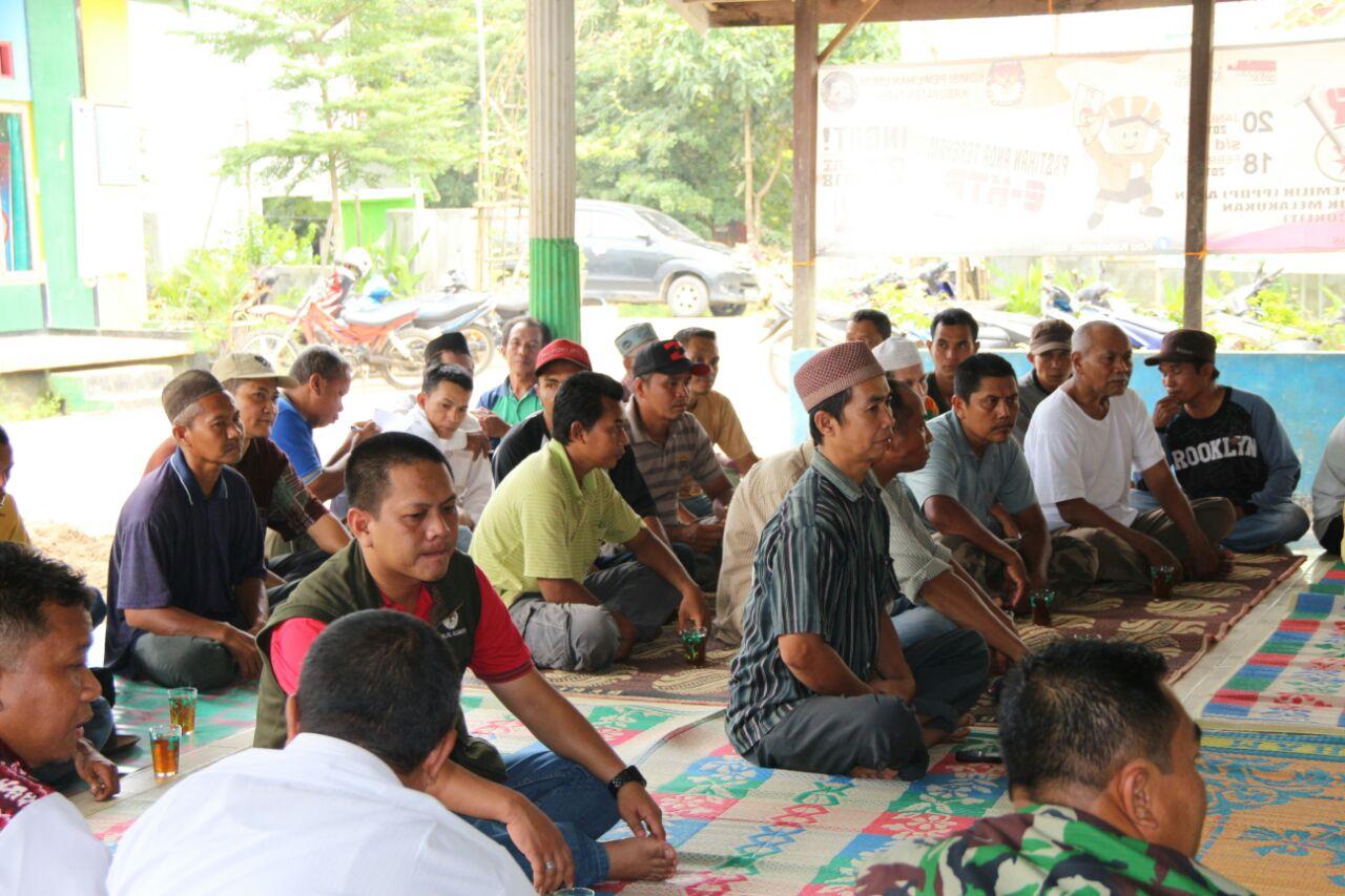 Berdayakan Masyarakat Sekitar KHDTK Rantau,  BP2LHK Banjarbaru Jalin Kemitraan dengan Kelompok Tani
