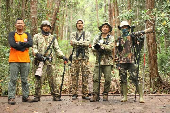 Kolaborasi KHDTK Tumbang Nusa, BRG dan Komunitas Fotografi  untuk Dokumentasikan Keanakeragaman Satwa