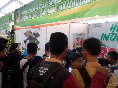 Partisipasi BP2LHK Banjarbaru Pada Pameran Hari Pangan Sedunia ke – 38