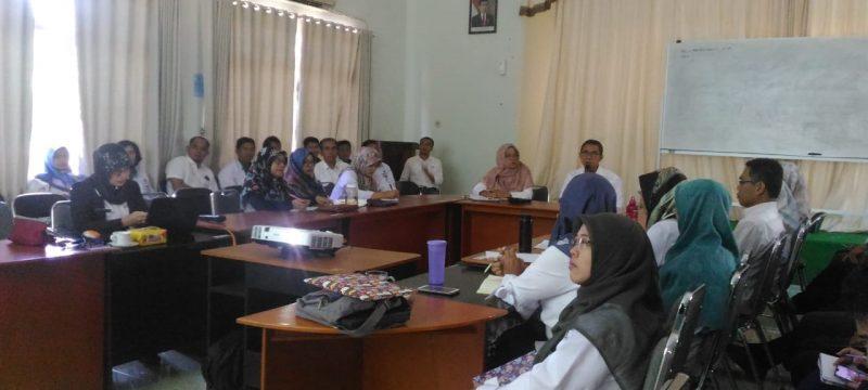 Sharing E-Kinerja dan E-Peneliti  dari Balittra
