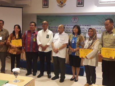 BP2LHK Banjarbaru turut mendukung Rehabilitasi Hutan dan Lahan  (RHL) di Kalimantan Tengah
