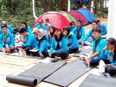 Camp Peat : Cetak Kader Peduli Gambut