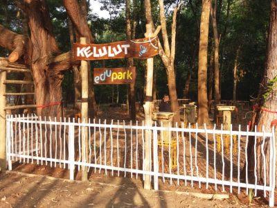 Kelulut Edu Park : Sarana Edutainment Baru di Balai Litbang LHK Banjarbaru