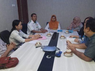 KPHP Kahayan Hilir Unit XXXI Pulang Pisau Belajar Budidaya Kelulut di Edupark BP2LHK Banjarbaru