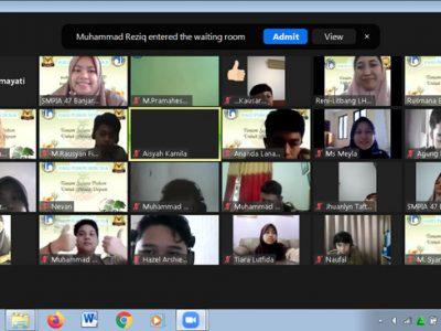 Peringati Hari Pohon, Dua Peneliti Balai Litbang LHK Banjarbaru Berbagi Ilmu dengan Siswa- Siswi  SMP Islam Al Azhar Banjarbaru